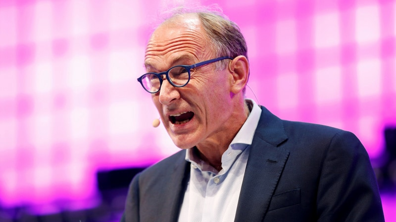 World Wide Web at 30: Inventor Tim Berners-Lee Says It Must Emerge From 'Adolescence'