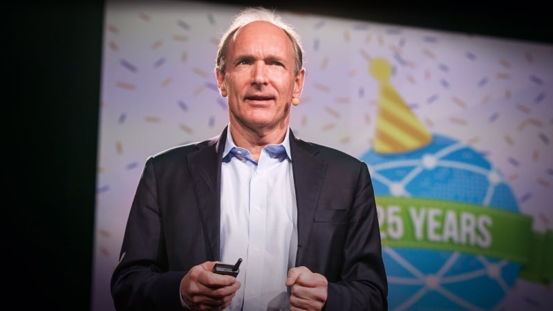 Tim Berners-Lee Slams UK, US Calls to Weaken Encryption