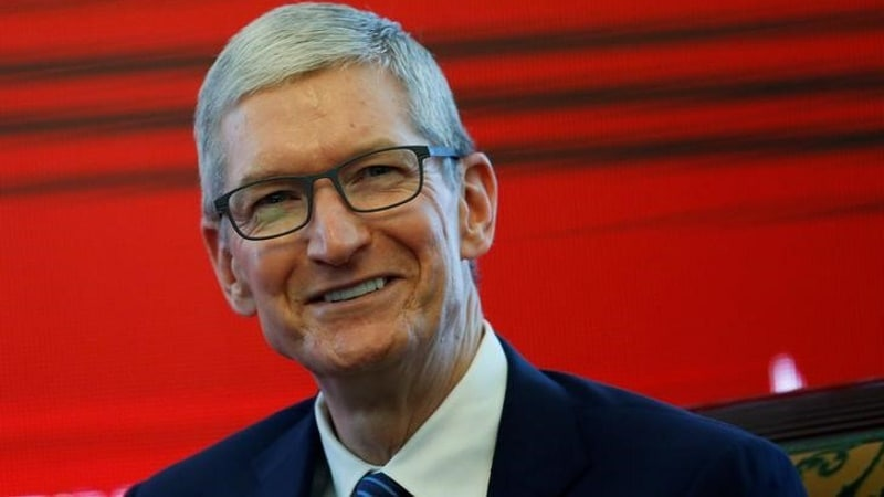 Apple CEO Tim Cook to address 2017 graduates at MIT