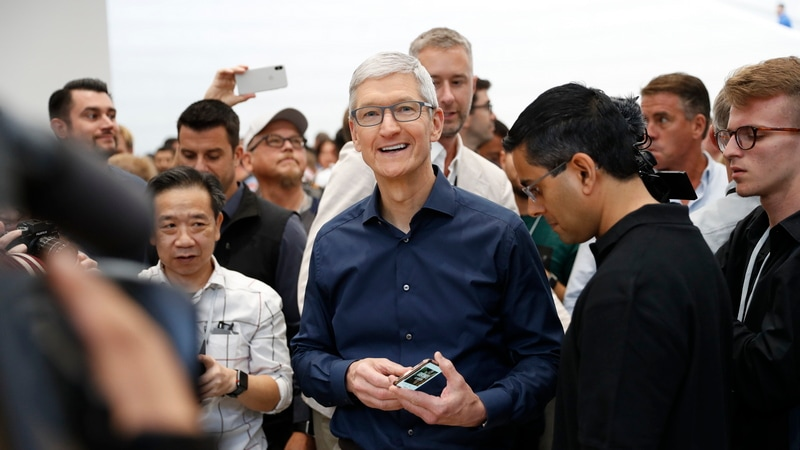 Apple Bows to the Chinese Market Again With Latest iPhones