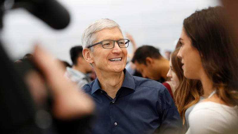 Apple CEO Tim Cook Defends Price of New iPhone Models, Says They Are Worth It