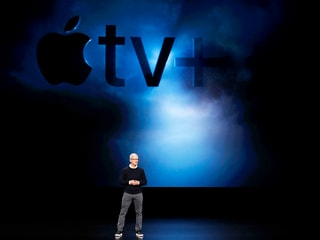 Apple TV+ Streaming Service Can Coexist With Netflix, CEO Tim Cook Says