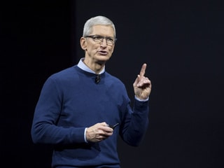 Tim Apple: Apple CEO Tim Cook Changes Name on Twitter After Trump Gaffe