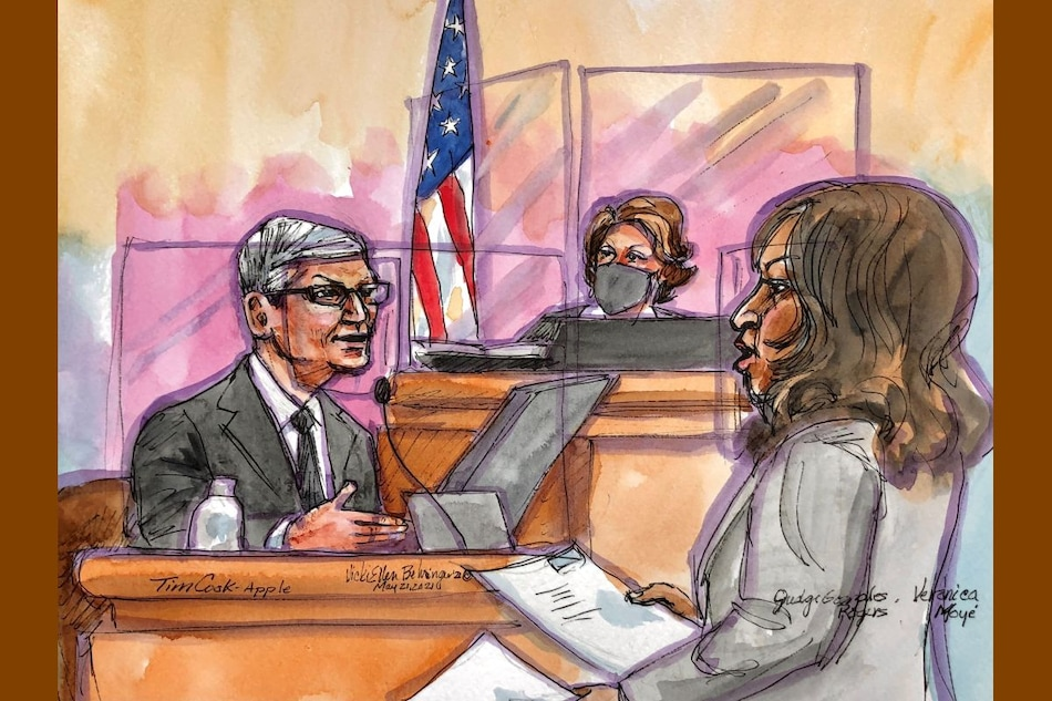 Apple-Epic Trial: App Store Profits Look 'Disproportionate,' US Judge Tells CEO Tim Cook