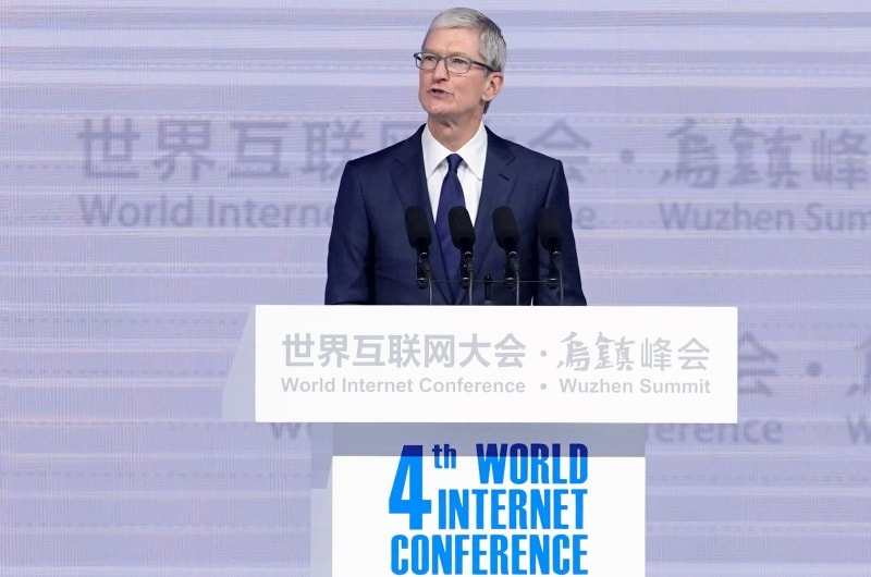 Apple Store Developers Earn Nearly $17B In China