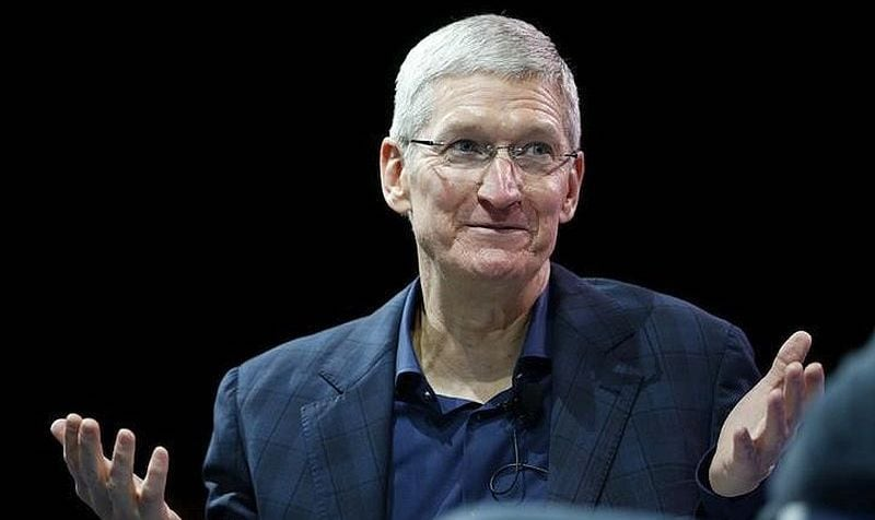 Apple India Has 'Record' March Quarter, CEO Cook Calls India's 4G Rollout 'Truly Impressive'