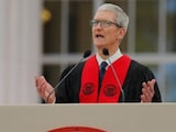 Tim Cook 'Concerned About People Thinking Like Computers, Without Values or Compassion'