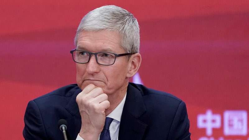 Apple CEO Tim Cook Says Firm Guards Data Privacy in China