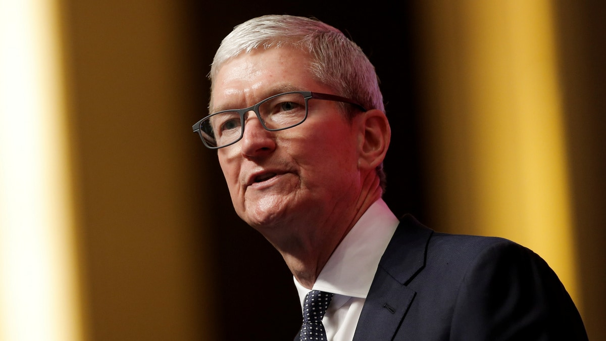 Apple CEO Tim Cook Calls for Stricter Corporate, Government Climate Goals at UN Summit
