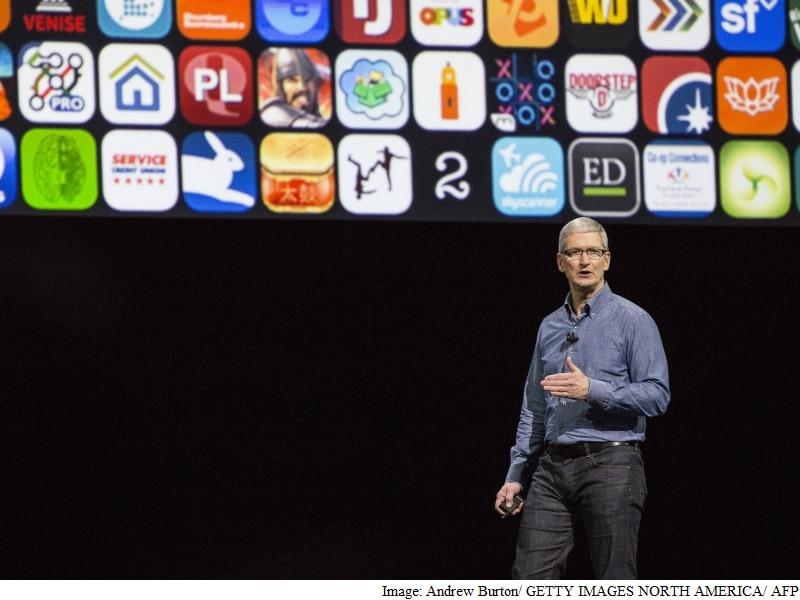 Apple CEO Tim Cook's Pay Slumps Along With iPhone Sales