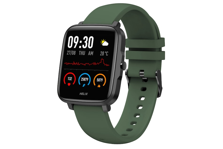 Timex Helix Smart 2.0 With Temperature Sensor Launched in India: Price, Features