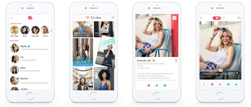 Tinder Heads Top-Grossing Chart on the App Store for the First Time Thanks to Tinder Gold