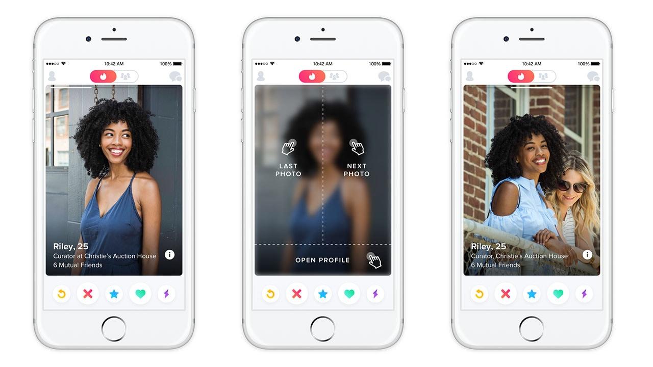 Tinder Redesign Puts Bigger Focus on Photos | Technology News