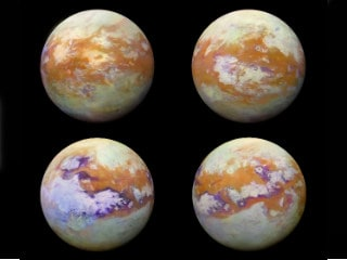 NASA Scientists 'Surprised' After Finding 'Unexpected' Molecule in Titan's Atmosphere