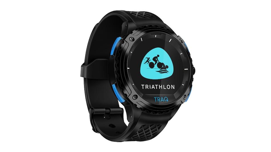 Titan TraQ Lite, Titan TraQ Cardio, Titan TraQ Triathlon Smartwatches Launched in India
