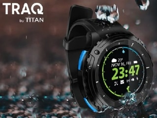 Titan Launches Three TraQ Fitness-Focussed Smartwatches in India