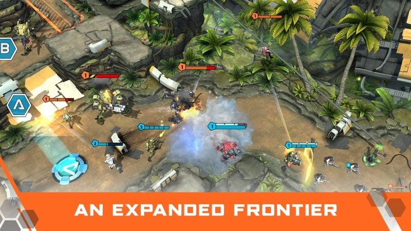 Respawn announces Titanfall Assault for mobile platforms
