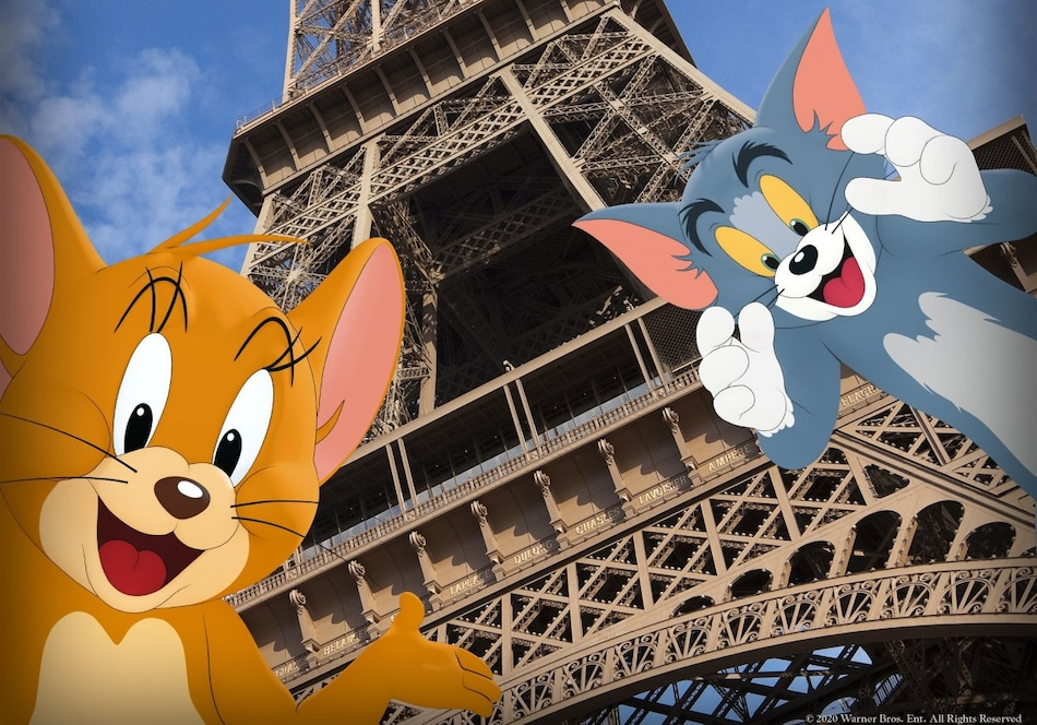 Tom & Jerry Movie Trailer Release Date Set for Tuesday