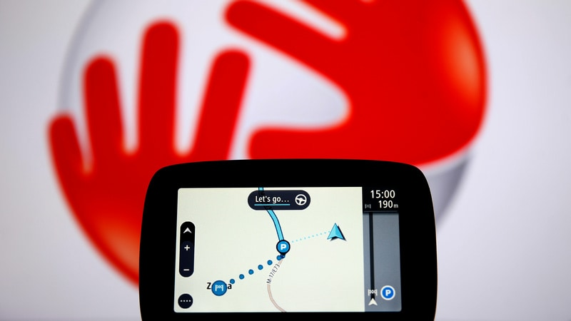 TomTom Plans Fleet-Management Sale to Focus on Maps Battle With Google