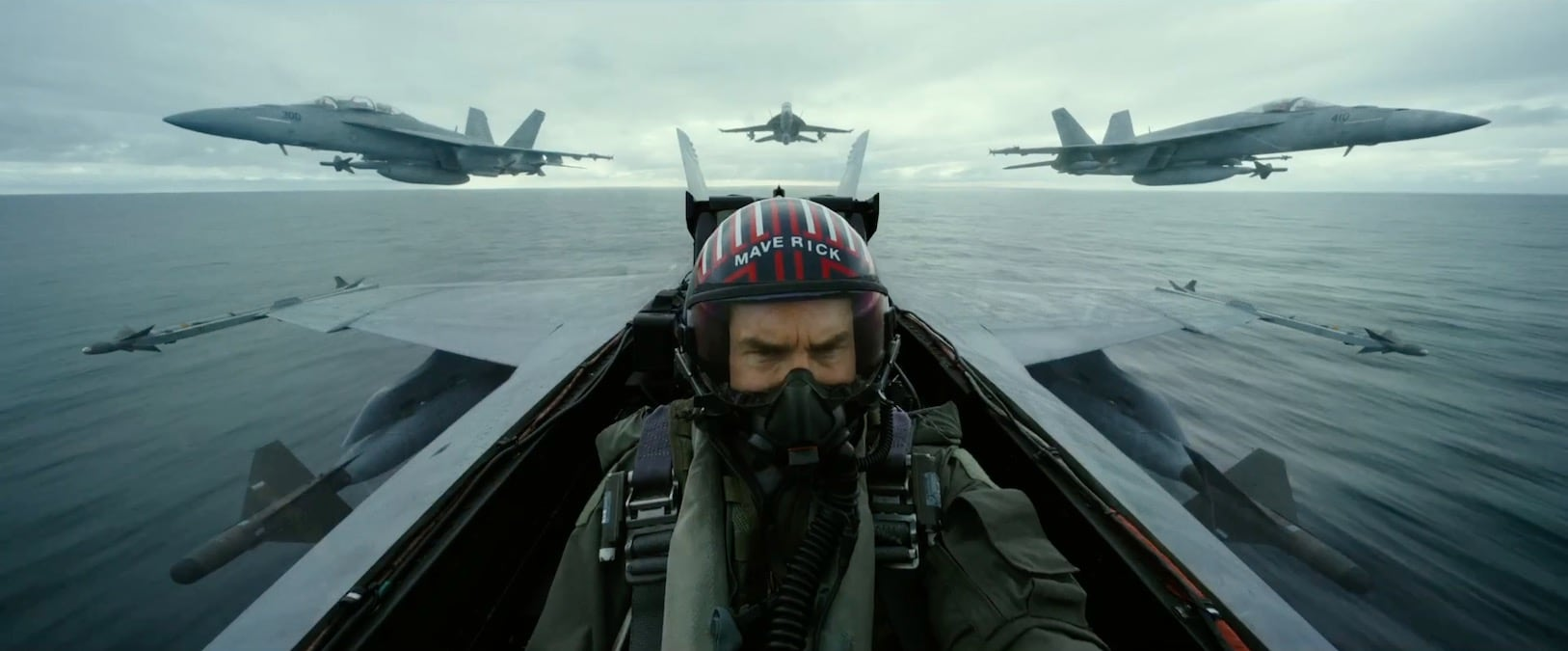 Top Gun: Maverick Trailer Wonders Why Tom Cruise's Fighter Pilot Is Stuck in Life — San Diego Comic-Con 2019