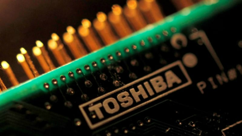 Toshiba Completes $21 Billion Sale of Chip Unit to Bain Consortium