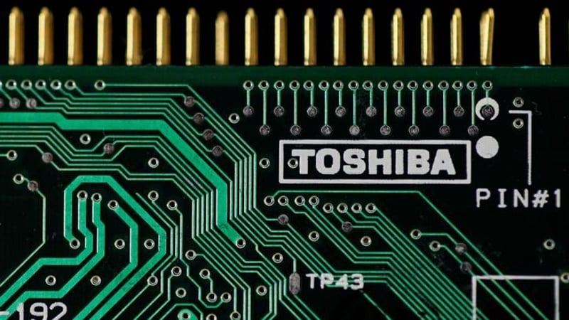 Western Digital Resubmits Bid for Toshiba Chip Unit at Last Minute