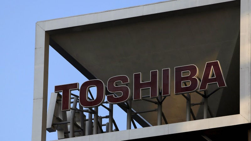 Toshiba Says It's Willing to Talk With Western Digital About Chip Unit Sale