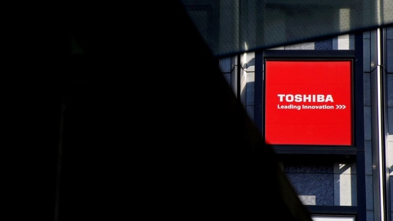 Toshiba Awaits Regulator Approval for Key Chip Unit Sale