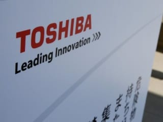 Toshiba Says Memory Chip Business Sale Delayed