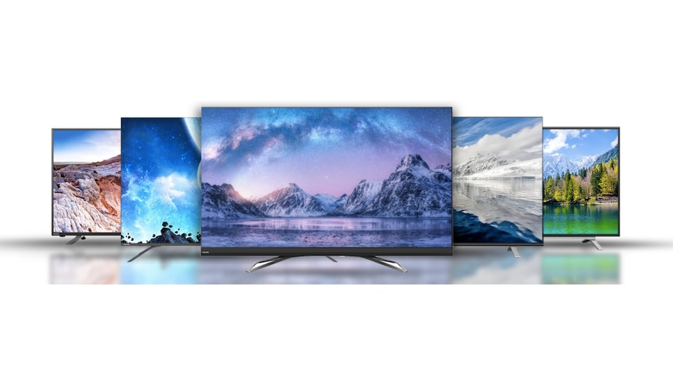 Toshiba Smart TV Range to Launch in India on September 18