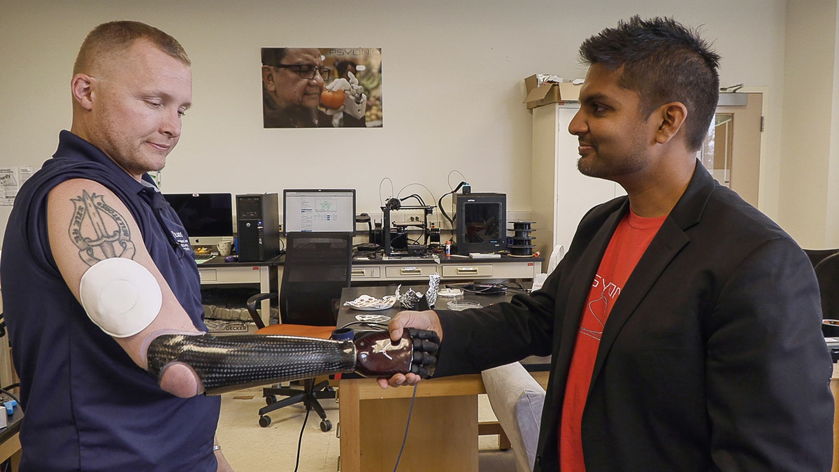 New Tech Puts Virtual Sense of Touch at Our Fingertips