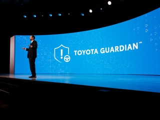 Toyota's Safety Tech 'Guardian' to Be Available 'In the 2020s'