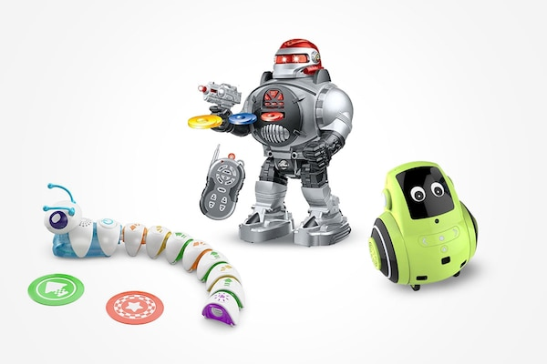 Best Robot Toys to Entertain and Educate Children