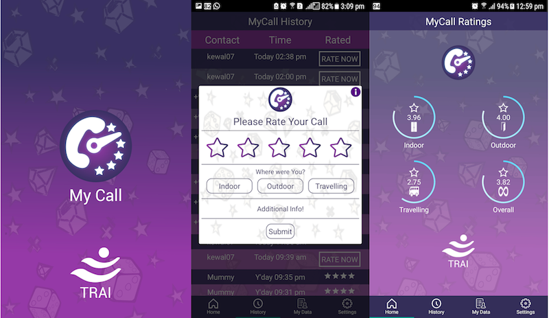 TRAI Launches MyCall App to Help Subscribers Rate Call Quality