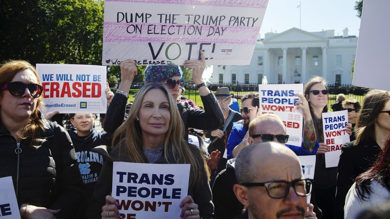 Apple, Facebook and Google Among 56 Businesses Telling Trump Not to Weaken Transgender Rights