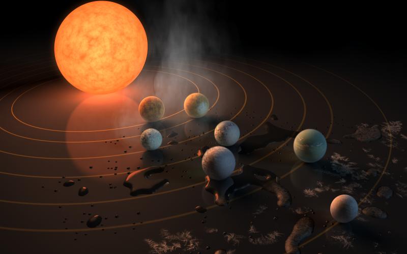 trappist 1 nasa 2 TRAPPIST-1