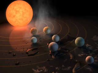 NASA Finds Nearby Star System, TRAPPIST-1, With Seven Earth-Like Planets