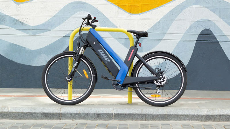 Smartron Subsidiary Launches Tronx One Smart Crossover Electric Bike With 'Virtual Gears'