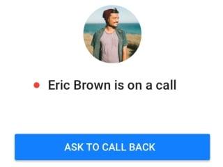 ट्रूकॉलर एंड्रॉयड ऐप पर आया कॉल मी बैक फ़ीचर