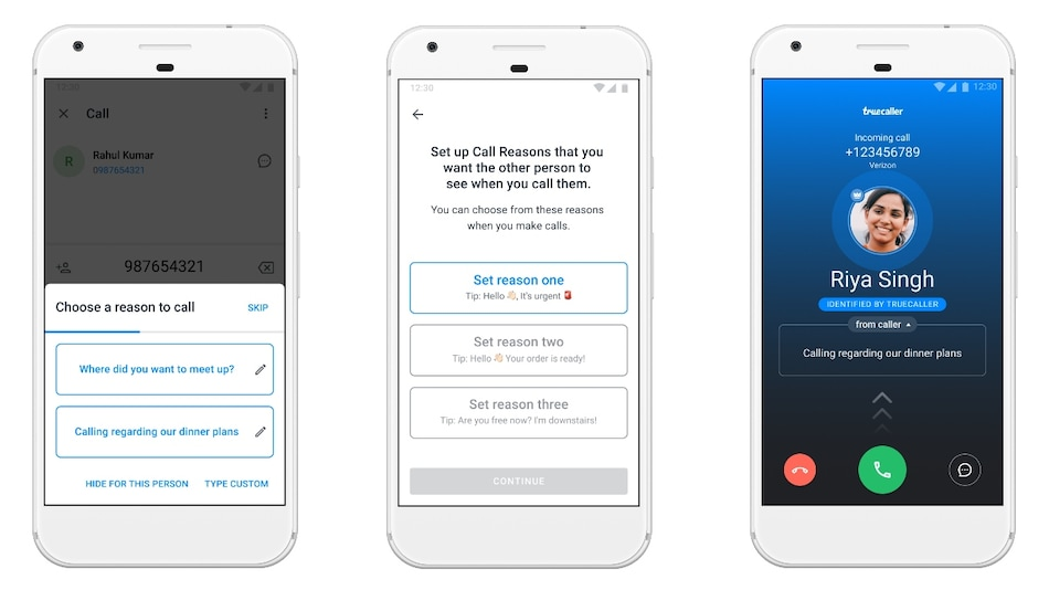 Truecaller Brings a Call Reason Feature to Let You Know Why Someone Is Calling You