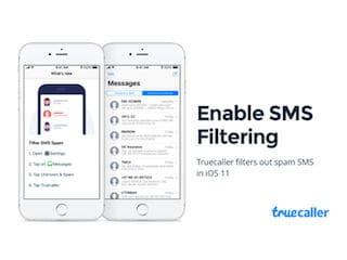Truecaller Updated for iOS 11, Gets New Spam Filtering Feature for iMessage