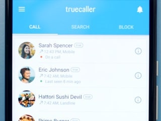 Truecaller for iPhone Gets Chat Feature, Premium Gold Service