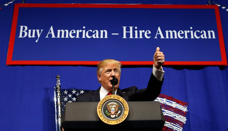 Trump Orders Review of H-1B Visa Programme to Encourage Hiring Americans