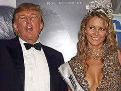Former Miss Universe Jennifer Hawkins Says Donald Trump Treated Her With Respect
