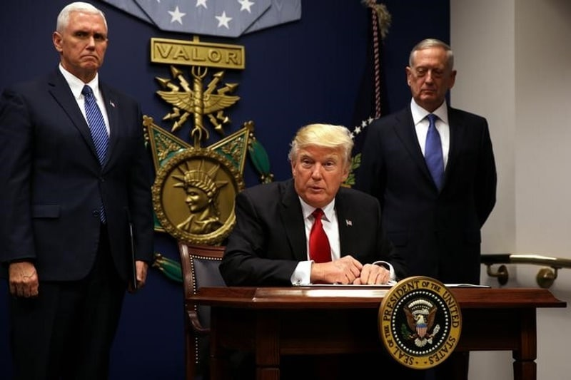US President Donald Trump May Sign Cyber-Security Executive Order Tuesday