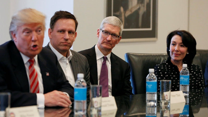 Trump Immigration Ban: Tech Firms Said to Unite to Challenge Order