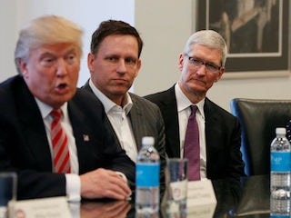 US President Donald Trump's Relationship With Silicon Valley Is Off to a Rocky Start