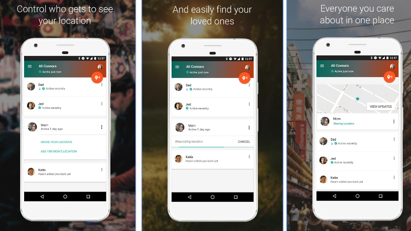 Google Trusted Contacts App for Android Lets Loved Ones Know You Are Safe; Rivals Facebook Safety Check