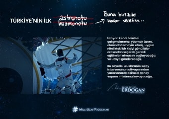 Turkey Unveils 10-Year Space Programme Including 2023 Moon Mission