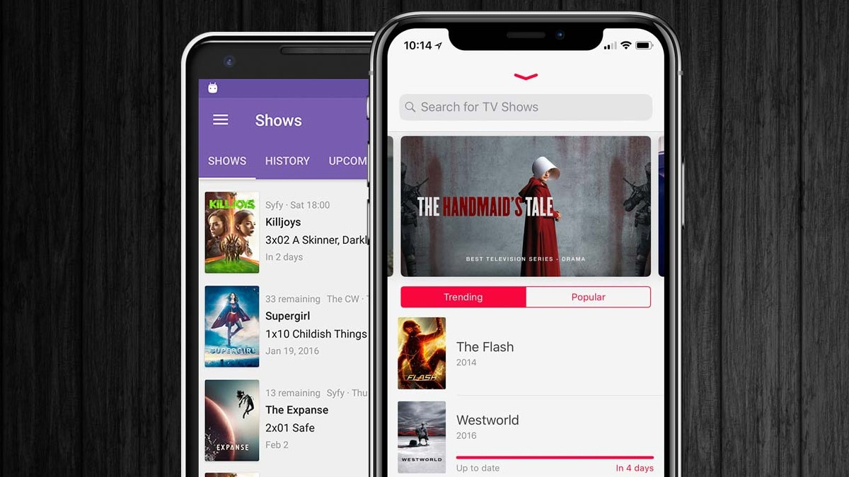 Image of article 'Five Free Smartphone Apps to Track TV Shows and Movies'